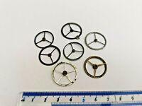 Job Lot of Vintage Clock Wheels For Spares, Vintage Clock Parts