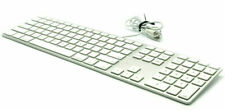 Apple Slim Keyboard With Numeric Keypad Model A1243 **Fast Shipping**  T-12/BT