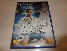 PLAYSTATION 2 PS 2 this is football 2003/+ Bonus DVD (1)