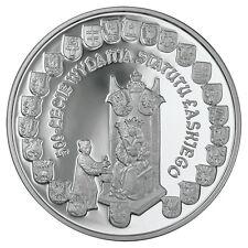 Poland / Polen - 10zl Jan Laski's Statute