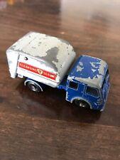 Lesley Tippax Refuse Collector Nr 15 Müllauto 6,5 cm Metall Spielzeugauto Antik