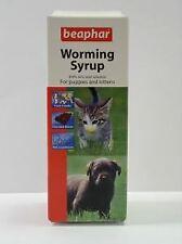 Beaphar Worming Syrup 45ml - 22011