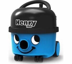 NUMATIC Henry HVR 160-11 Cylinder Vacuum Cleaner - Blue - Currys