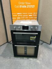 Zanussi ZOD35661XK Built-in Electric Double Oven Stainless Steel HW173806
