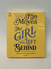 The Girl You Left Behind: A Novelby  Moyes, Jojo  New /Open Box Audio Book