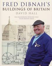 Fred Dibnah's Buildings of Britain, Hall, David, New Book
