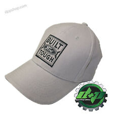 Built ford Tough grey truck hat baseball ball cap adjustable  powerstroke car