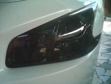 09-14 PRECUT SMOKE TINT COVER SMOKED OVERLAYS FOR MAXIMA HEAD LIGHT