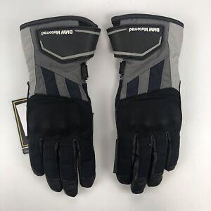 BMW GS Dry Gloves Women's 7 Black/Blue #76218395960