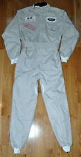 Jackie Stewart - F1 Autographed - Signed Vintage Replica Racing Suit - Proof