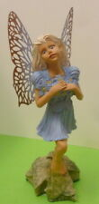 More details for clarecraft the faerie realm - forget me not - fairy - boxed - fy14