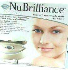 Reduce Fine Lines Wrinkles Nubrilliance Microdermabrasion Home System