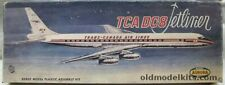 REPRO DECALS ONLY: AURORA TRANS CANADIAN AIRLINES [AIR CANADA] DC-8