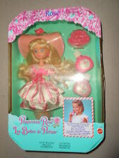 Mattel Peppermint Rose Kiss Rosa BAMBOLA Doll