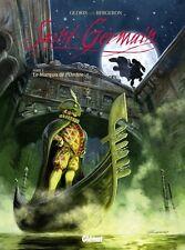 BD EO Saint Germain T2 Le Marquis de l'Ombre - Edition originale
