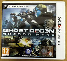Videogame - Tom Clancy's Ghost Recon Shadow Wars - Nintendo 3DS 3D