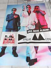 DEPECHE MODE  ALBUM 2013  orig.Concert Poster -Tour Poster 168x118cm, MEGAPOSTER