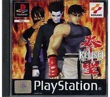 Jeux vidéo pour Sony PlayStation Konami