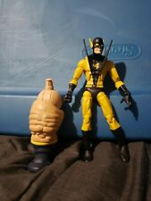 Marvel Legends Yellow Jacket Action Figure The Blob BAF