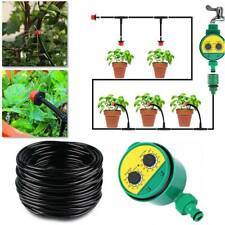 Water Tap Timer Automatic Electronic Garden Irrigation Controller Ball Valve kit
