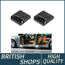 1Pair Wireless Car Door Welcome Projector Car Logo Laser Lights For Toyota