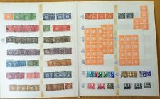 More details for great britain: postage dues. good range of stamps on stock card pages.
