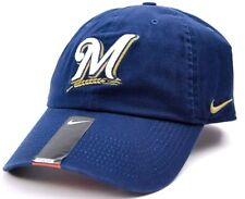Milwaukee Brewers Nike MLB Baseball Legacy 91 Stadium Cap Hat