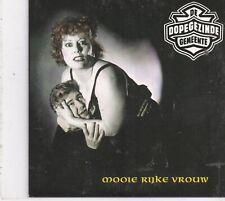 De Dopegezinde Gemeente-Mooie Rijke Vrouw cd single