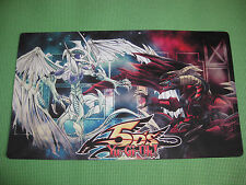 YuGiOh Playmat - Stardust Dragon vs. Red Archfiend - Brand New Custom Mat