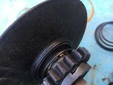 Ajs flattank bigport 1920's kickstart gearbox ratchet clutch pawl spring
