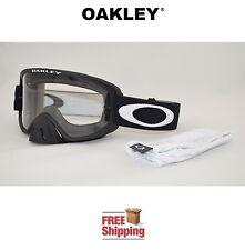 OAKLEY® O2™ O FRAME® 2.0 MX GOGGLES ATV MOTOCROSS MOTORCYCLE DIRT MATTE BLACK