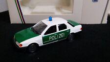 Schabak Ford Sierra 1/43 Police Polizei Polizia Politi Polis Policia Politie