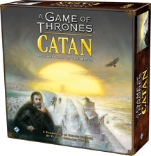 Catan Game of Thrones: Brotherhood of the Watch NEW SEALED