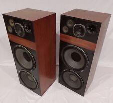 """Vintage RTR HPR-12M HPR 12M Pair Speakers Alnico 12"""" Inch Passive Sub Tweeter"""
