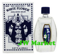 White Flower External Analgesic Balm Oil 20mL