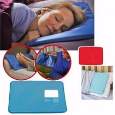 Chillow Cooling Pillow Relaxing Restful Sleep Natural Water Cool Gel Comfort SH