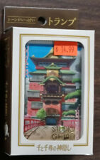 Original Spirited Away Japanese Playing Cards New Studio Ghibli Ensky