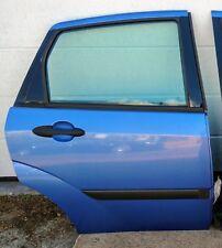 Mk1 Ford Focus, rear off/driver side door