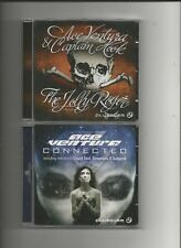 ACE VENTURA : 2 x CDS je 4 versions : The Jolly Roger + Connected (Liquid Soul)