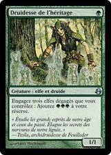 Druidesse de l'héritage - Heritage Druid - Elf - Elfe - Morningtide Magic mtg -