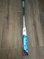 "Louisville Slugger 2018 Solo 618 -3 34in 31oz 2 5/8"" Barrel BBCOR Baseball Bat"