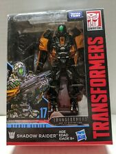 Transformers Studio Series #17 Deluxe Class Shadow Raider