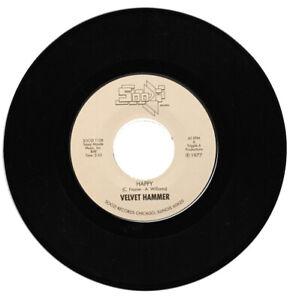 Velvet Hammer Happy / Party Hardy Northern Soul