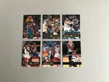 SkyBox Not Authenticated Set Basketball Trading Cards