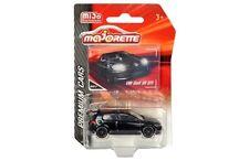 Majorette 1/64 Premium Cars Volkswagen Golf Vii Gti (Black) Diecast Car 3052Mj3