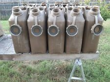 New Listing1 (One) Preowned Coyote Brown Scepter Fuel Can 5 gallon 20L Jerry Can Mfg Canada