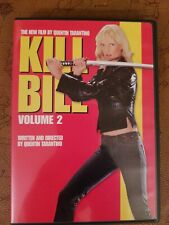 Kill Bill: Volume 2 (Dvd) Uma Thurman, David Carradine, Daryl Hanna Widescreen
