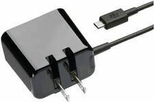 New Blackberry Playbook OEM Rapid Folding Blade Wall Charger 1.8A micro USB