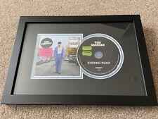 Tom Grennan autograph Signed Framed CD Album Evering Road