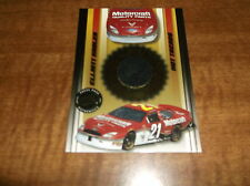 NASCAR ELLIOTT SADLER RACE-USED TIRE CARD #0838/2300 PRODUCED, MOTORCRAFT #21